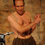 Martin Menner als Zampano