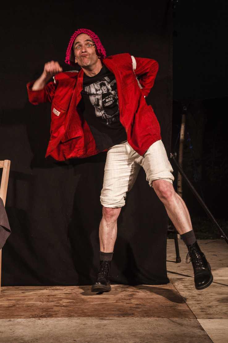 Martin Menner - Alles nur Theater