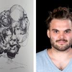 Max Gehlofen, interaktive Masken