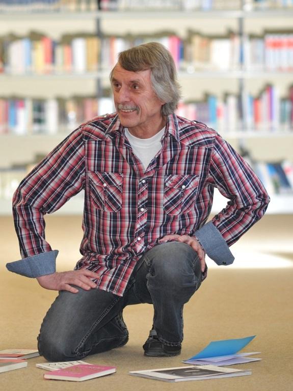 Martin Heberlein, Lesung