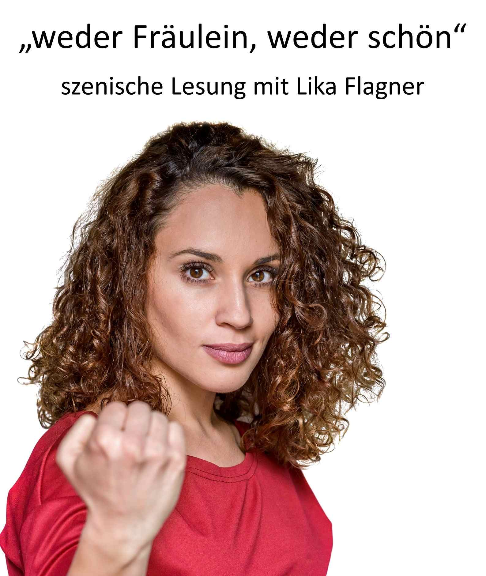 Lika Flagner als Margarete, Foto Oliver Mack